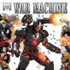 WAR MACHINE #9 variant cover by Brandon Peterson