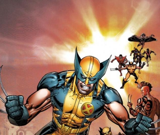 WOLVERINE SAGA #3