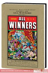 Marvel Masterworks: Golden Age All-Winners Vol. 3 (Hardcover)