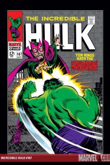 Incredible Hulk (1962) #107