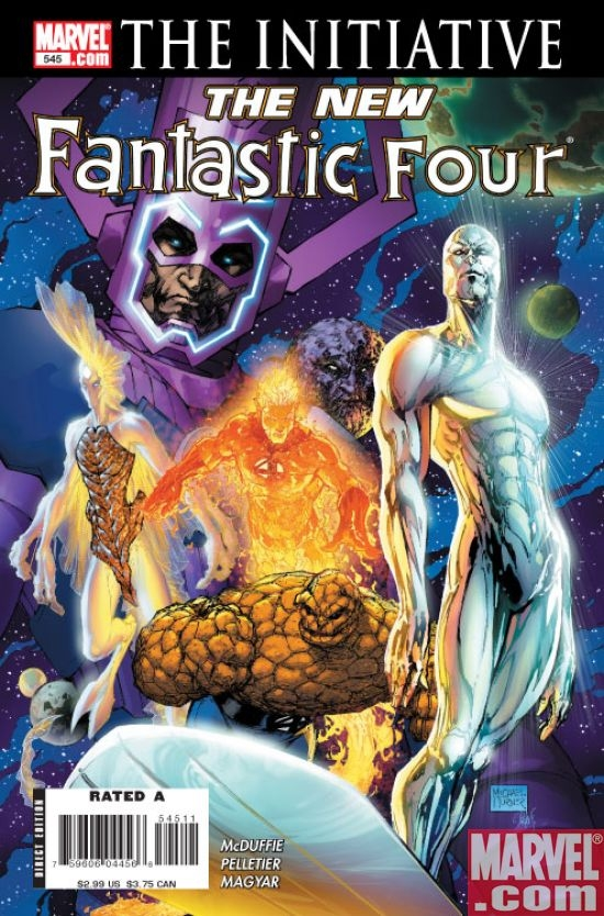Fantastic Four #545