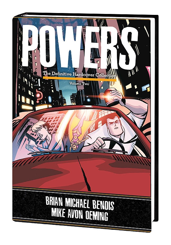 Powers: The Definitive Collection Vol. 2 (Hardcover)
