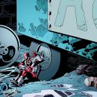 IRREDEEMABLE ANT-MAN (2008) #6 COVER