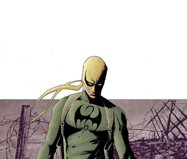 Immortal Iron Fist (2006) #3