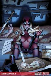 Lady Deadpool #1
