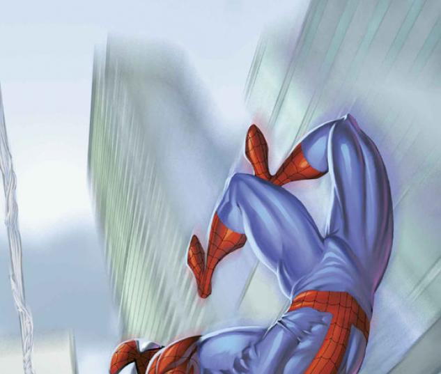 SPIDER-MAN/DOCTOR OCTOPUS: OUT OF REACH (2003) #4 COVER