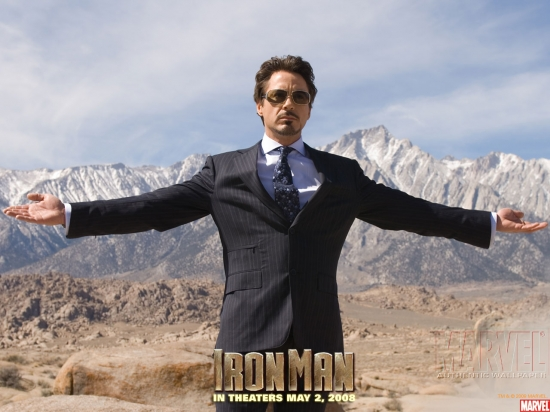 Iron Man Movie: Tony Stark #9