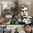 CAPTAIN AMERICA/BLACK PANTHER: FLAGS OF OUR FATHERS #2 preview art by Denys Cowan and Klaus Jansen