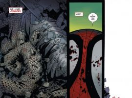 AMAZING SPIDER-MAN #632 preview art by Chris Bachalo