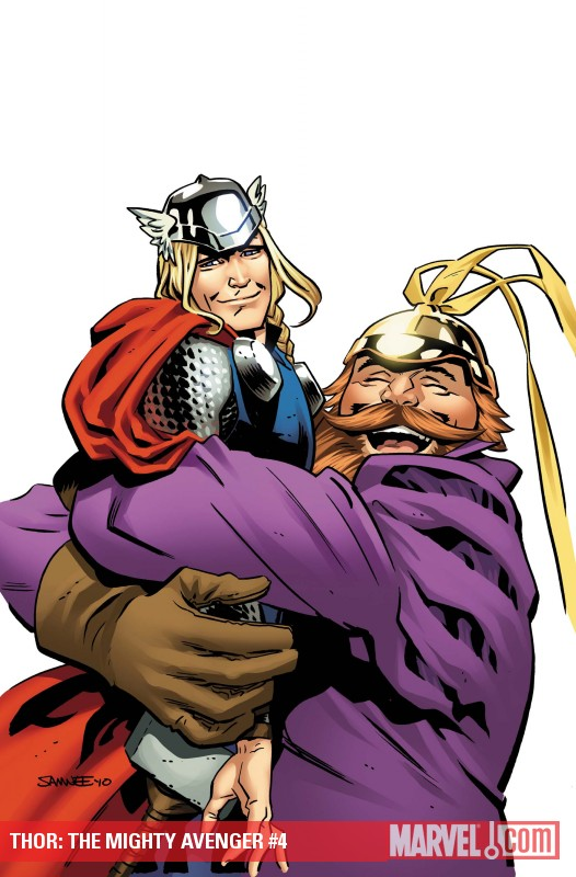 Thor the Mighty Avenger (2010) #4