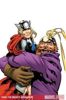 Thor the Mighty Avenger #4