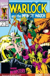 Warlock and the Infinity Watch #7