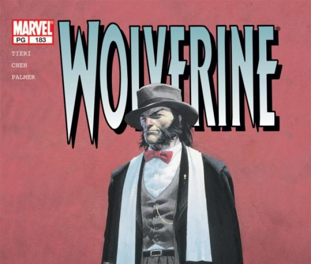 Wolverine #183