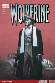 Wolverine (1988) #183