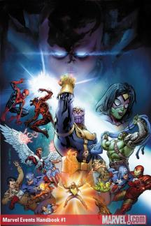 Blockbusters of the Marvel Universe (2011) #1