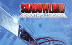 SHADOWLAND: DAUGHTERS OF THE SHADOW #3 cover by Jean-Baptiste Andreae