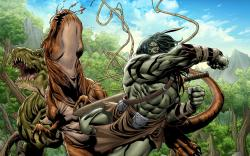 Skaar: King Of The Savage Land #1 preview art by Brian Ching