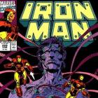 Iron Man #269 cover