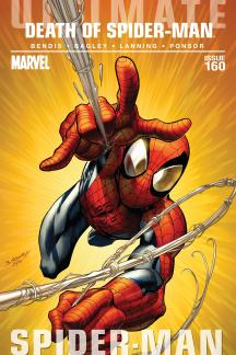Ultimate Comics Spider-Man #160