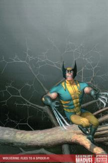 Wolverine: Flies to a Spider (2008) #1