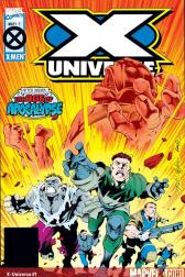 X-Universe #1 