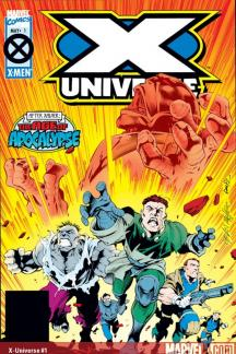 X-Universe (1995) #1