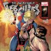 INCREDIBLE HERCULES #116 Cover