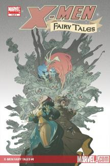 X-Men Fairy Tales (2006) #4