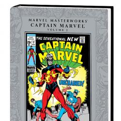 MARVEL MASTERWORKS: CAPTAIN MARVEL VOL. 2 #0