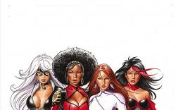 Heroes for Hire (2006) #4