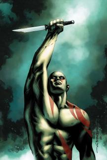 Drax the Destroyer (2005) #4