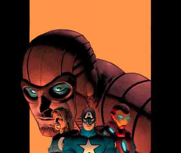 ULTIMATE SIX (2003) #2 COVER