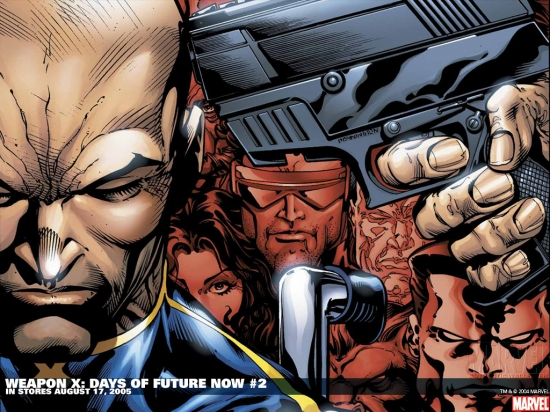 WEAPON X: DAYS OF THE FUTURE NOW #2