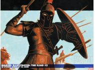 Marvel Illustrated: The Iliad (2007) #2 Wallpaper