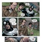 SHADOWLAND: BULLSEYE #1 preview art by Sean Chen