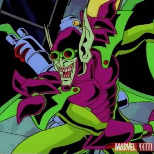 Green Goblin (Barry Norman Osborn)