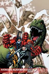Avengers Academy #12 