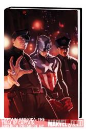 CAPTAIN AMERICA: THE TRIAL OF CAPTAIN AMERICA PREMIERE HC (Trade Paperback)