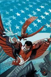 Captain America and the Falcon #1 