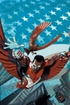 Captain America and the Falcon (2010) #1