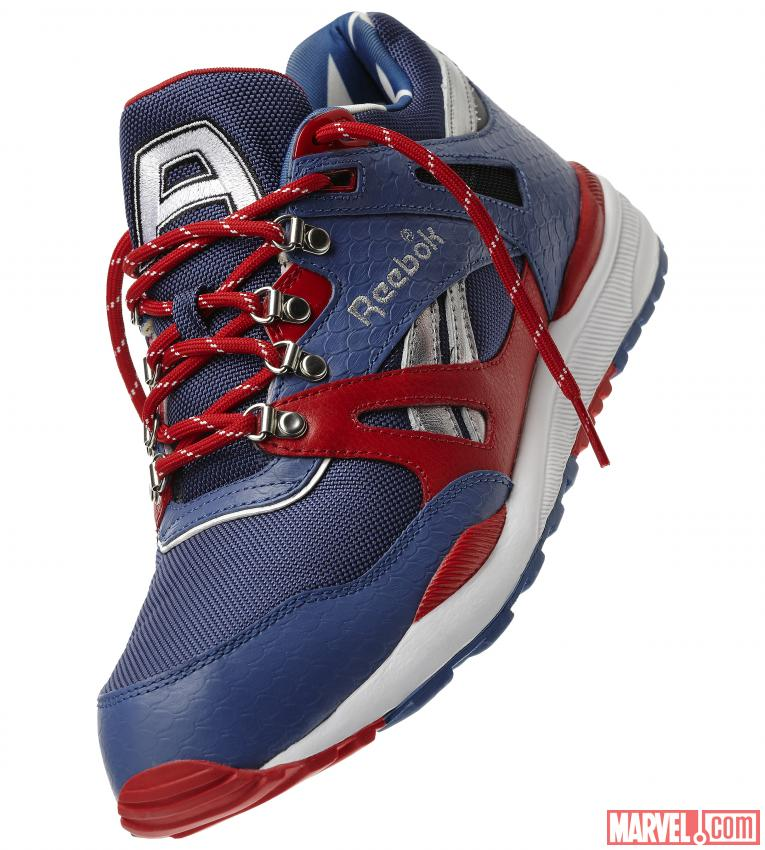 Captain America Sneaker from Reebok