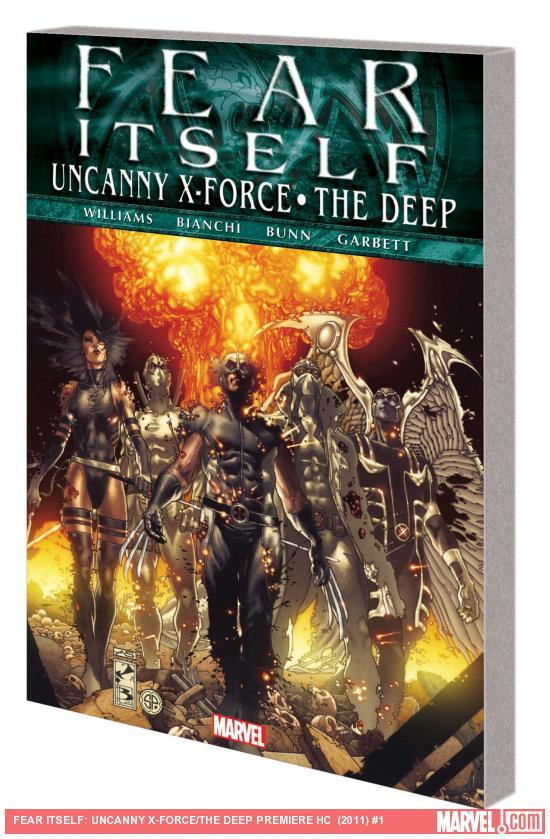FEAR ITSELF: UNCANNY X-FORCE/ THE DEEP TPB