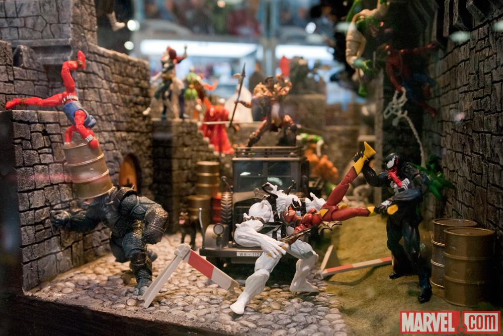 SDCC 2012: Hasbro Booth