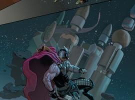Sneak Peek: Thor: God of Thunder #1