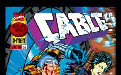 Cable (1993) #32 Cover