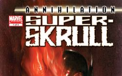 Annihilation: Super-Skrull (2006) #1