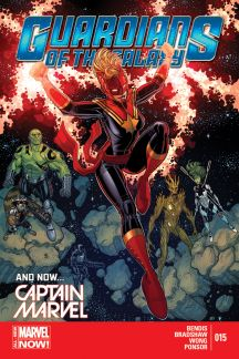 Guardians of the Galaxy (2013) #15
