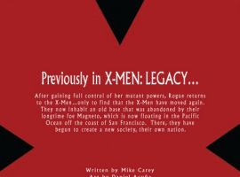 Preview art for X-MEN LEGACY ANNUAL #1
