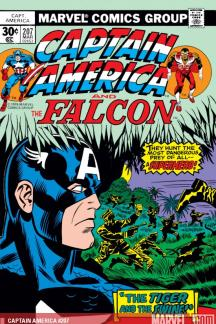 Captain America (1968) #207
