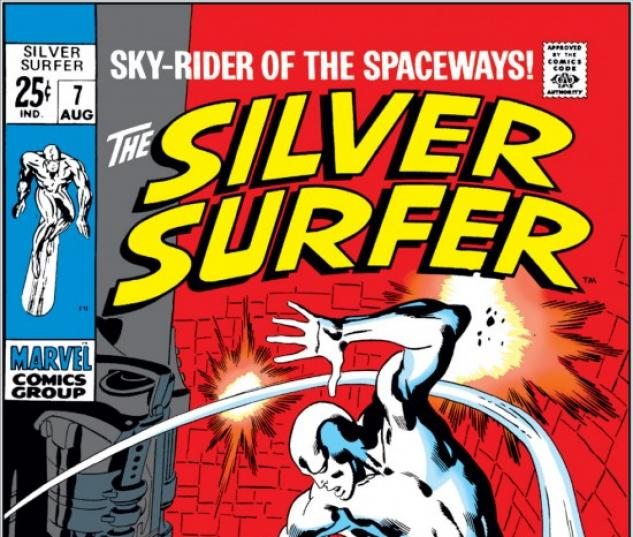 SILVER SURFER #7